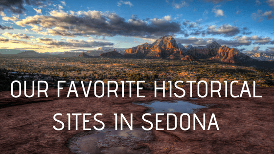 Our Favorite Historical Sites in Sedona