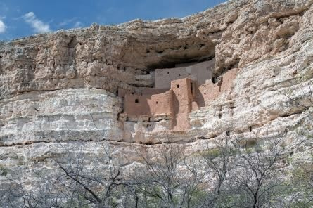 Explore History at Montezuma Castle and Montezuma Well