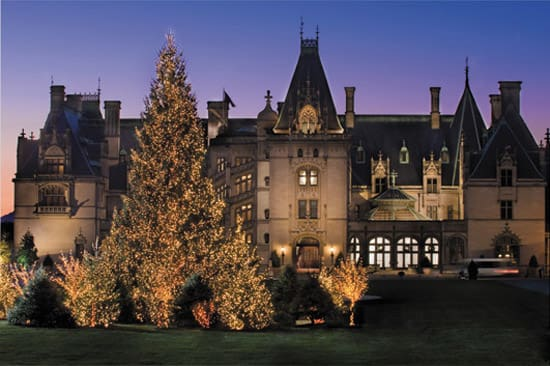 Our Special Christmas at Biltmore Package!