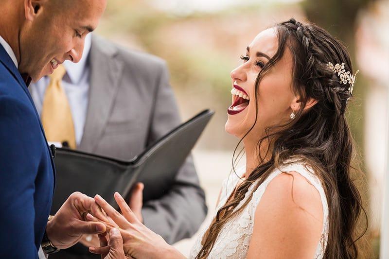 Albemarle Wedding: Rachel & Max