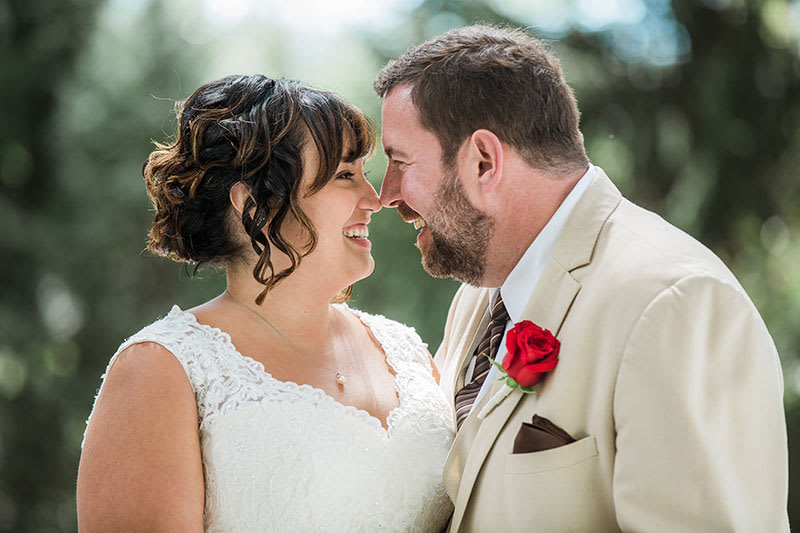 Jennifer & Robert's Albemarle Inn Wedding