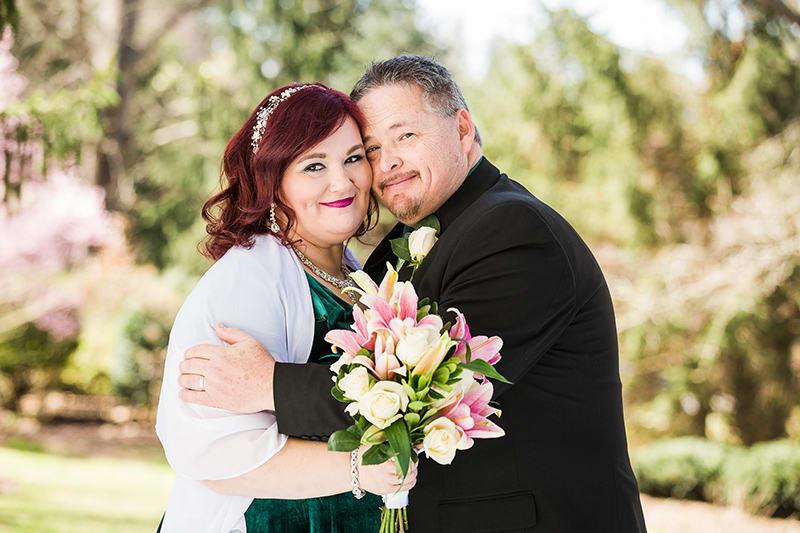 Lori & Brian's Albemarle Elopement