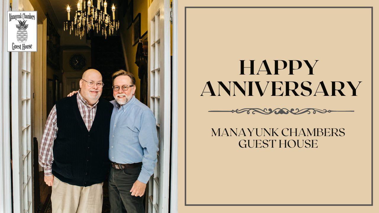Pride and Gratitude of Manayunk Chambers' 5 Year Anniversary